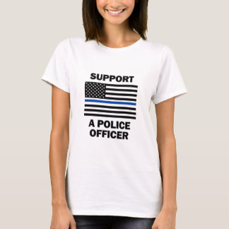 Support Police Officers T-Shirt