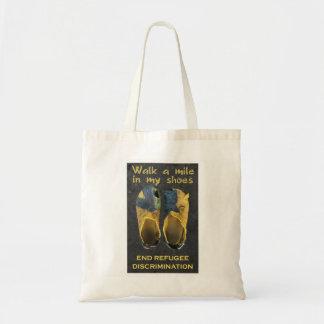 Support Refugee Totebag Tote Bag