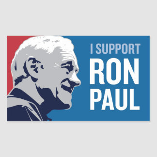 Support Ron Paul Sticker