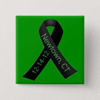 SUPPORT SANDY HOOK ELEMENTARY 2 INCH SQUARE BUTTON