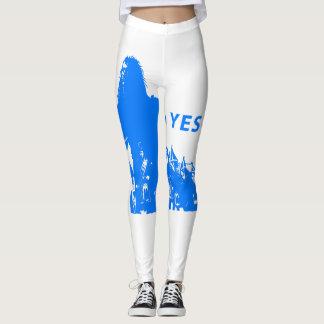 Support Scotland Leggings