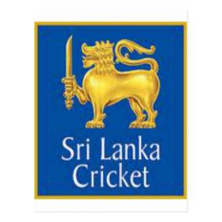 Support Sri Lanka ! Postcard