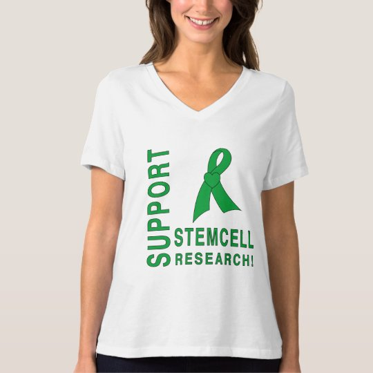 Support Stem Cell Research T-Shirt