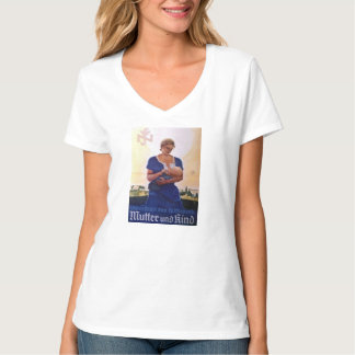 Support the Charity - Mother and Child T-Shirt