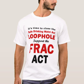Support the FRAC Act - Men's T-shirt