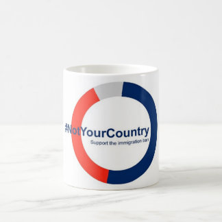 Support The Immigration Ban Coffee Mug