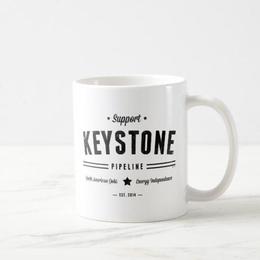 Support The Keystone Pipeline Mug