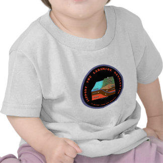 Support The Laramide Revolution (Geological Humor) Tee Shirts
