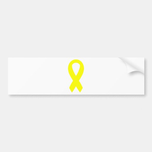 Support the Troops Ribbon Bumper Sticker