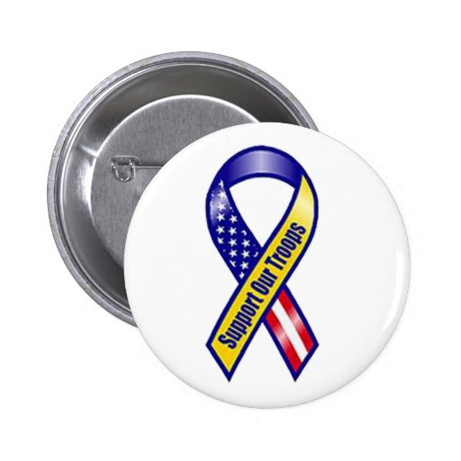 Support Troops Pin