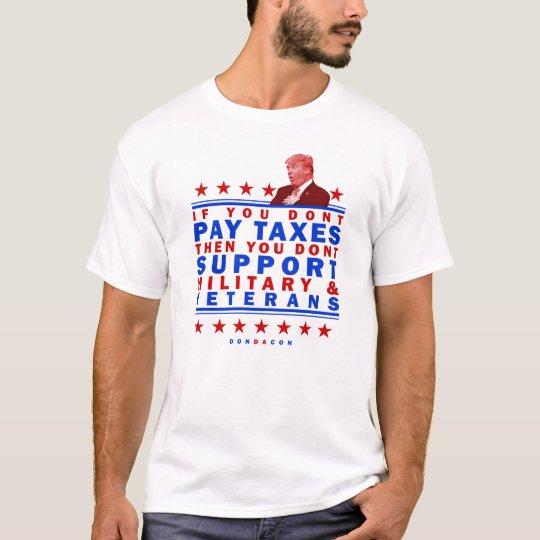 Support Veterans T-Shirt