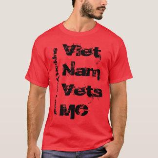 Support Viet Nam Vets MC T-Shirt