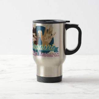 Support Vitiligo Research Travel Mug