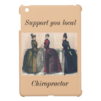 Support your Local Chiropractor iPad Mini Cover