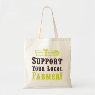 Support Your Local Farmer! Tote