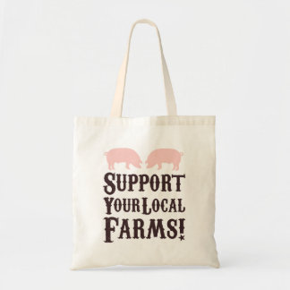Support Your Local Farms! Tote