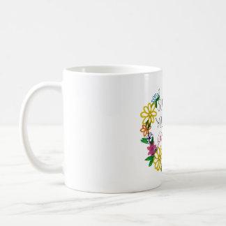 support your local girl gang! coffee mug