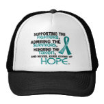 Supporting Admiring Honouring 3.2 Ovarian Cancer