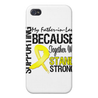 Supporting My Father-in-Law We Stand Strong - Mili Cases For iPhone 4