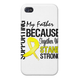 Supporting My Father We Stand Strong - Military Covers For iPhone 4