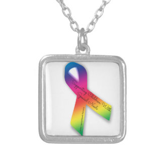 Supporting Special Needs Children Necklace