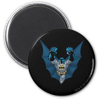 Supports de Batman Magnet Rond 8 Cm