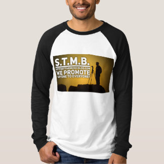 SUPPORTTHEMUSICBLOG STMB WEAR T-Shirt