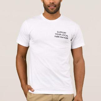 SUPPORTYOUR LOCALPARK RANGER T-Shirt