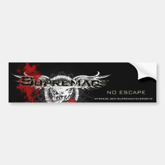 Supremacy Stickers NO ESCAPE