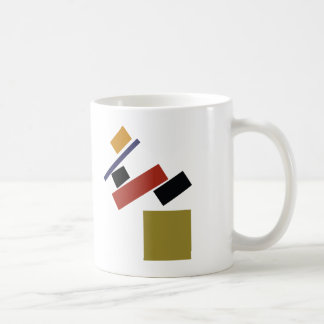 Suprematism by Kazimir Malevich Coffee Mug
