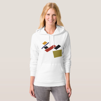 Suprematism by Kazimir Malevich Hoodie