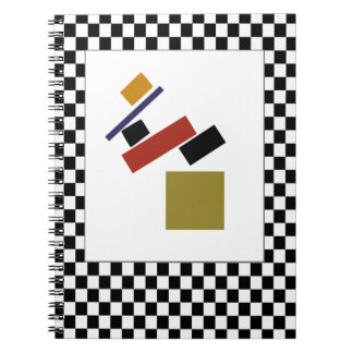 Suprematism by Kazimir Malevich Notebook