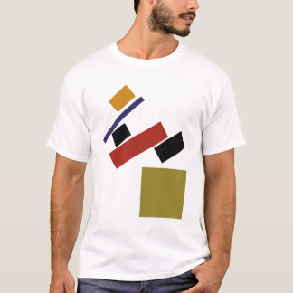 Suprematism by Kazimir Malevich T-Shirt