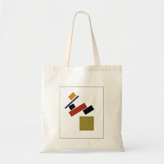 Suprematism by Kazimir Malevich Tote Bag