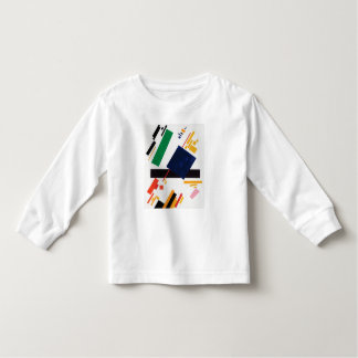 Suprematist Composition by Kazimir Malevich Toddler T-shirt