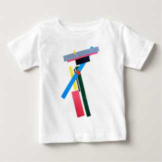 Suprematistic Construction by Kazimir Malevich Baby T-Shirt