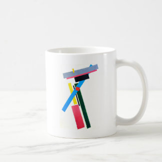 Suprematistic Construction by Kazimir Malevich Coffee Mug