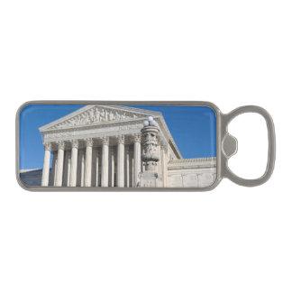 Supreme Court Building-6 Magnetic Bottle Opener