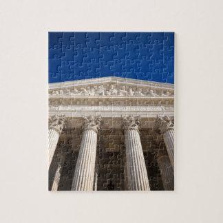 Supreme Court Building Jigsaw Puzzle