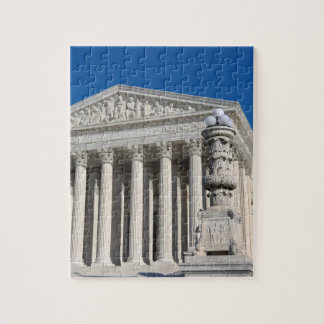 Supreme Court Building of the United States Jigsaw Puzzle
