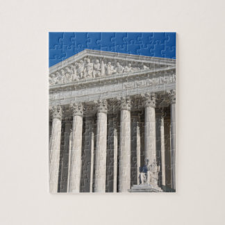 Supreme Court Building of the United States Puzzles