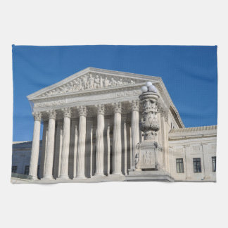 Supreme Court Building of the United States Towel
