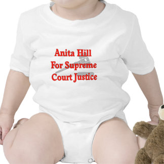 Supreme Court Justice Anita Hill Rompers