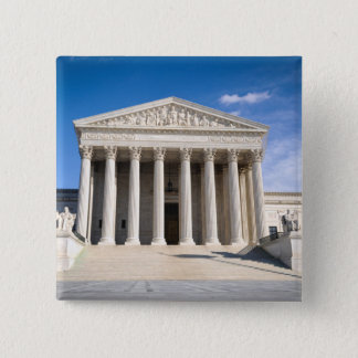 Supreme Court of the United States 2 Inch Square Button