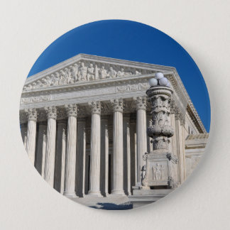 Supreme Court of the United States 4 Inch Round Button