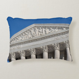 Supreme Court of the United States Accent Pillow