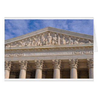 Supreme Court of the United States Card