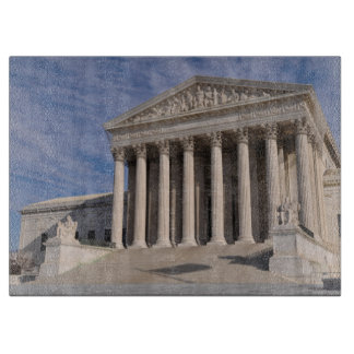 Supreme Court of the United States Cutting Board