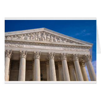 Supreme Court of the United States of America Card