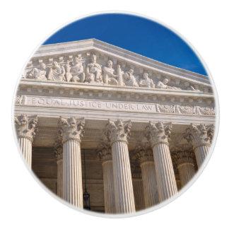 Supreme Court of the United States of America Ceramic Knob